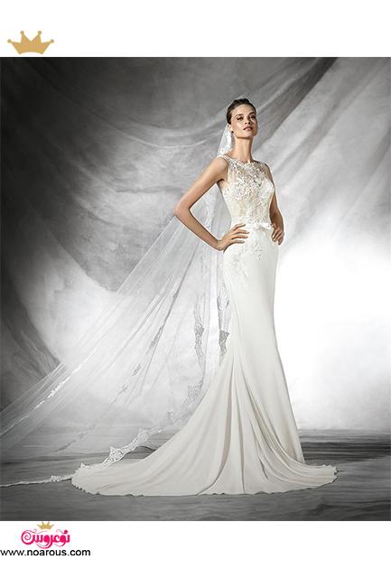 لباس عروس بهار 2016 پرونویاس