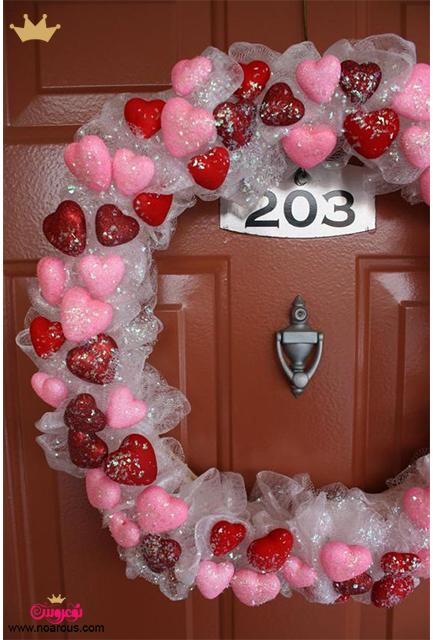 آلبوم ایده های دکوراسیونی برای روز ولنتاین