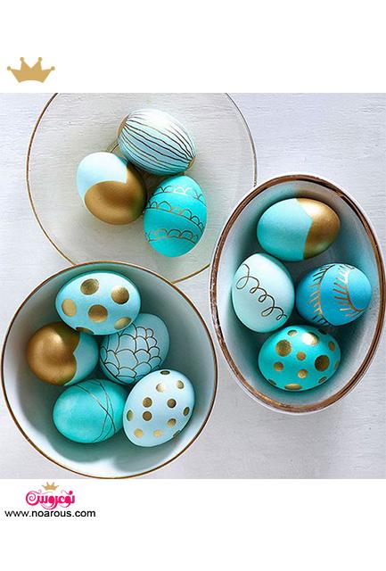 آلبوم تخم مرغ های رنگی عید
