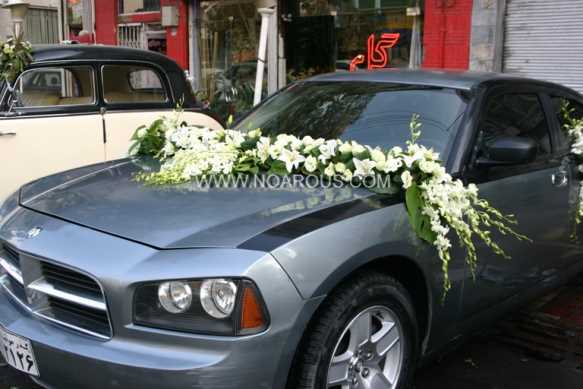 آلبوم عکس ماشین عروس