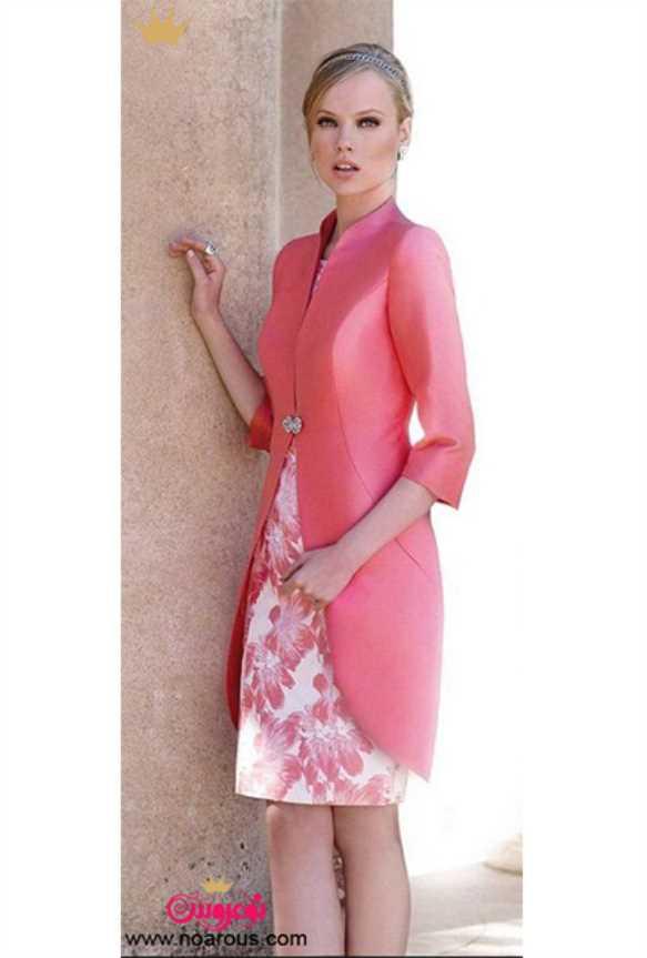 مدل یقه ایستاده کت آلبوم: لباس خواستگاری