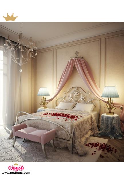 آلبوم: تزیین اتاق خواب نوعروس