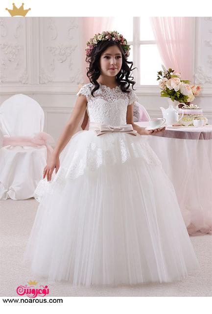 آلبوم: لباس عروس بچه گانه