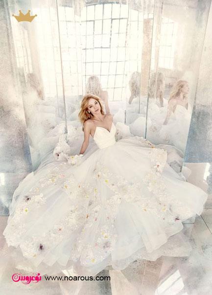 "آلبوم لباس عروس 2016 کالکشن  ""Hayley Paige"""
