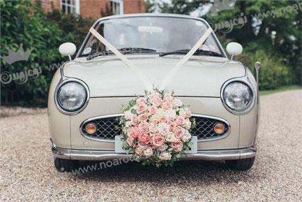جدیدترین مدل های ماشین عروس