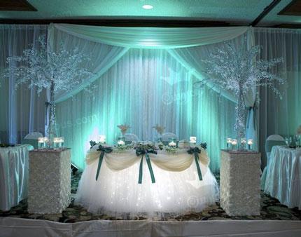 ایده برای تزئین میز نامزدی