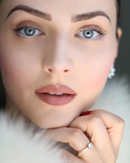آرایش روزانه طبیعی