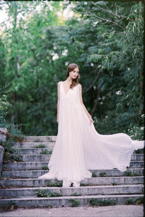 لباس عروس راحت و شیک