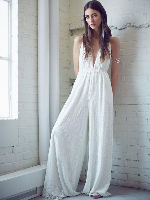 لباس عروس سرهمی با تور و دانتل