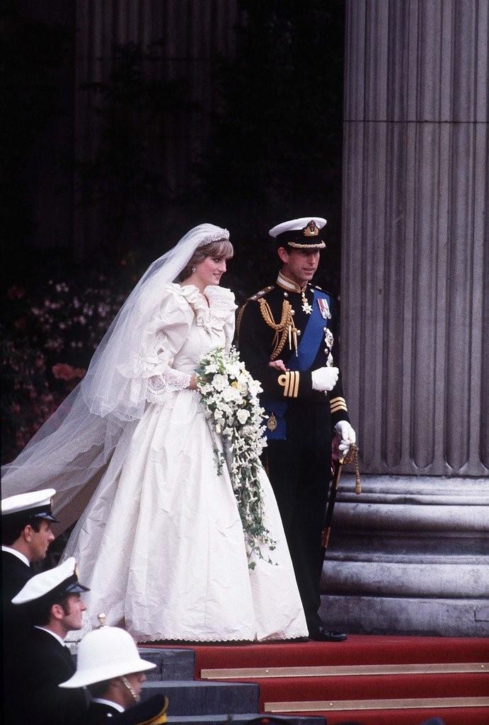 پرنسس دایانا (همسر اول چارلز، شاهزاده ولز)