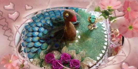 حنای حنابندان طاووس کوچک