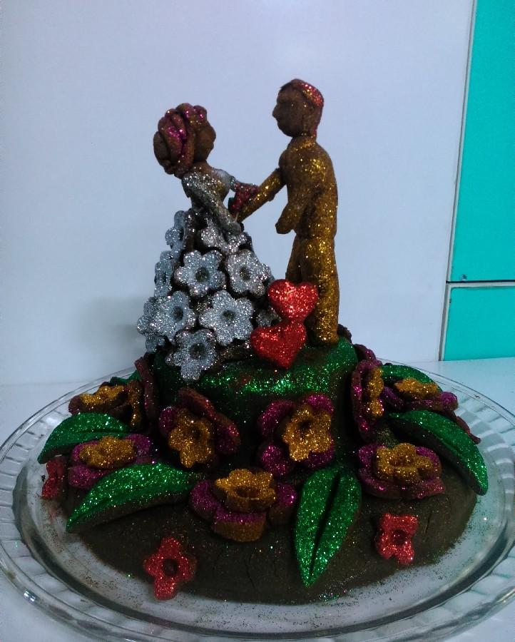حنای حنابندان عروس و داماد