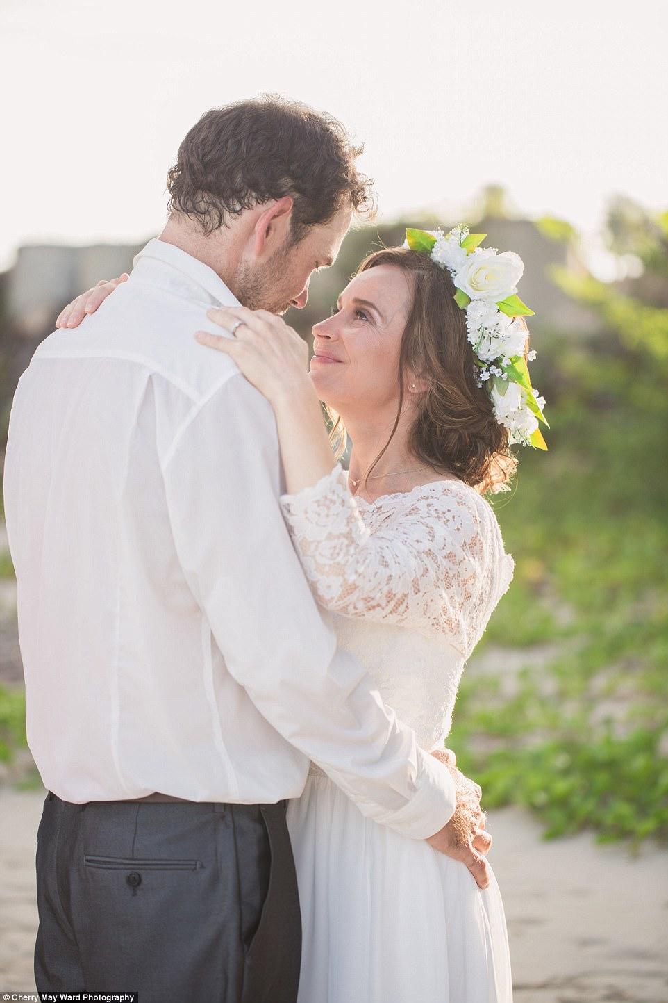 جشن عروسی زوج استرالیایی در تایلند