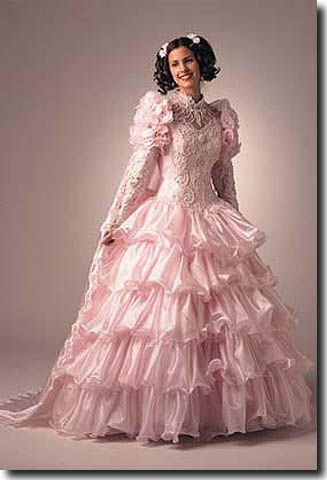 لباس مشکی مدل ماهی آلبوم: مدل لباس عروس رنگی