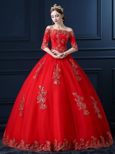 مدل لباس عروس شکوفه دار آلبوم: مدل لباس عروس رنگی