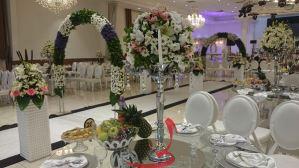 تشریفات عروسی و خدمات مجالس الف
