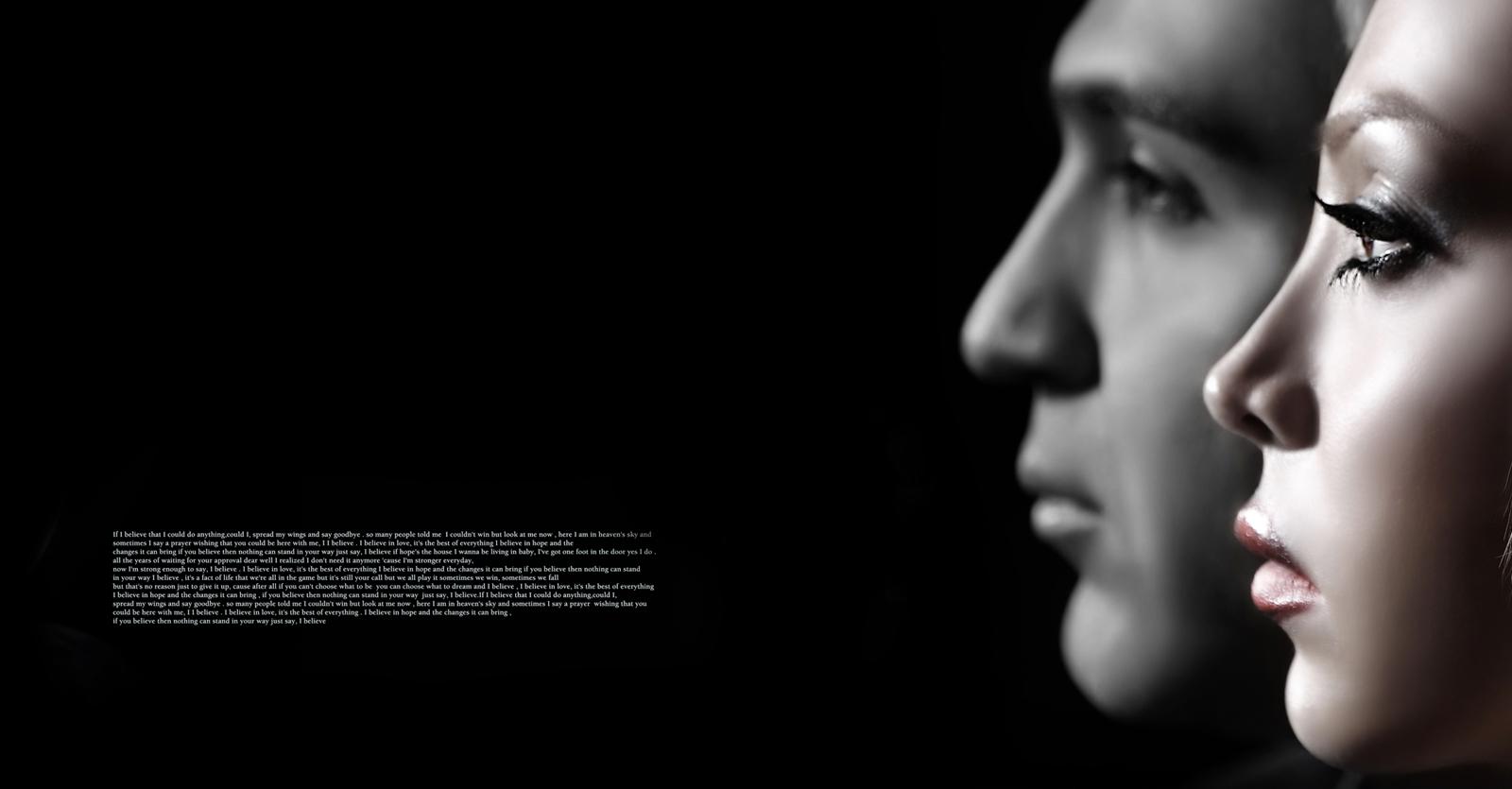 آتلیه عکس و فیلم فریما | نیم رخ