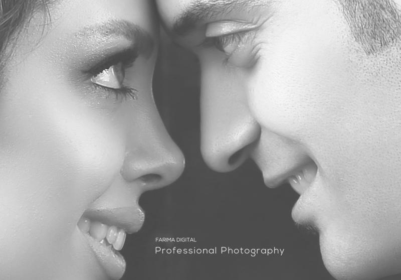 آتلیه عکس و فیلم فریما | عاشقانه