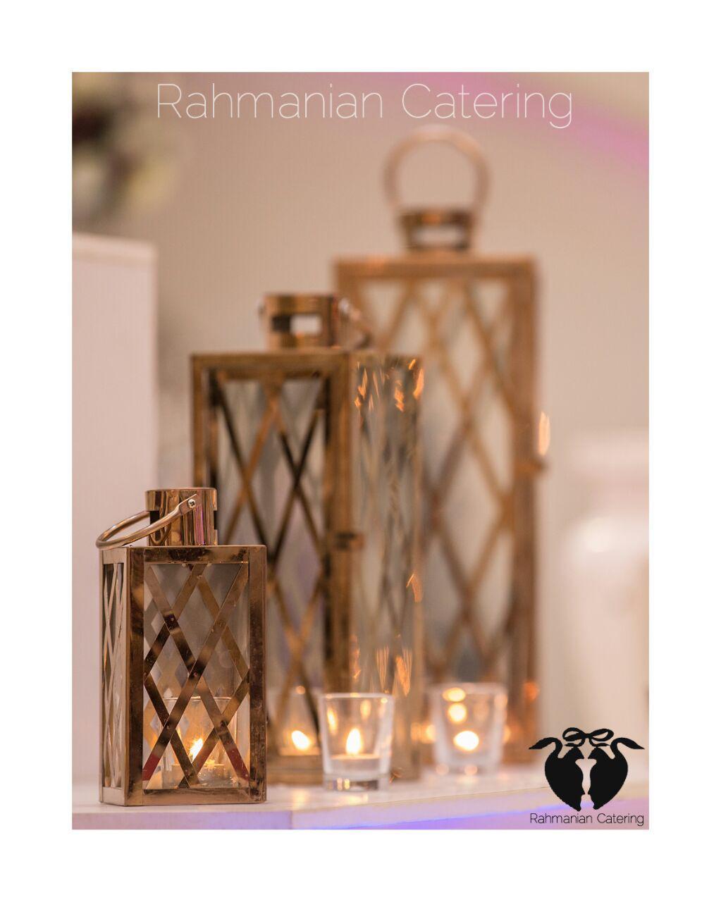 تشریفات رحمانیان   شمع آرایی عروس