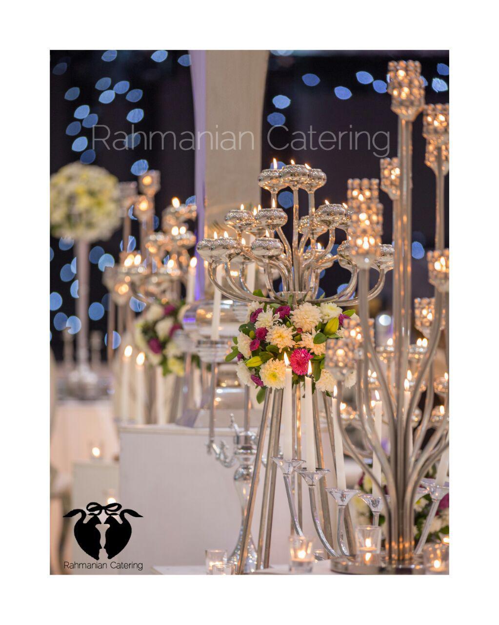 تشریفات رحمانیان   نورپردازی عروسی