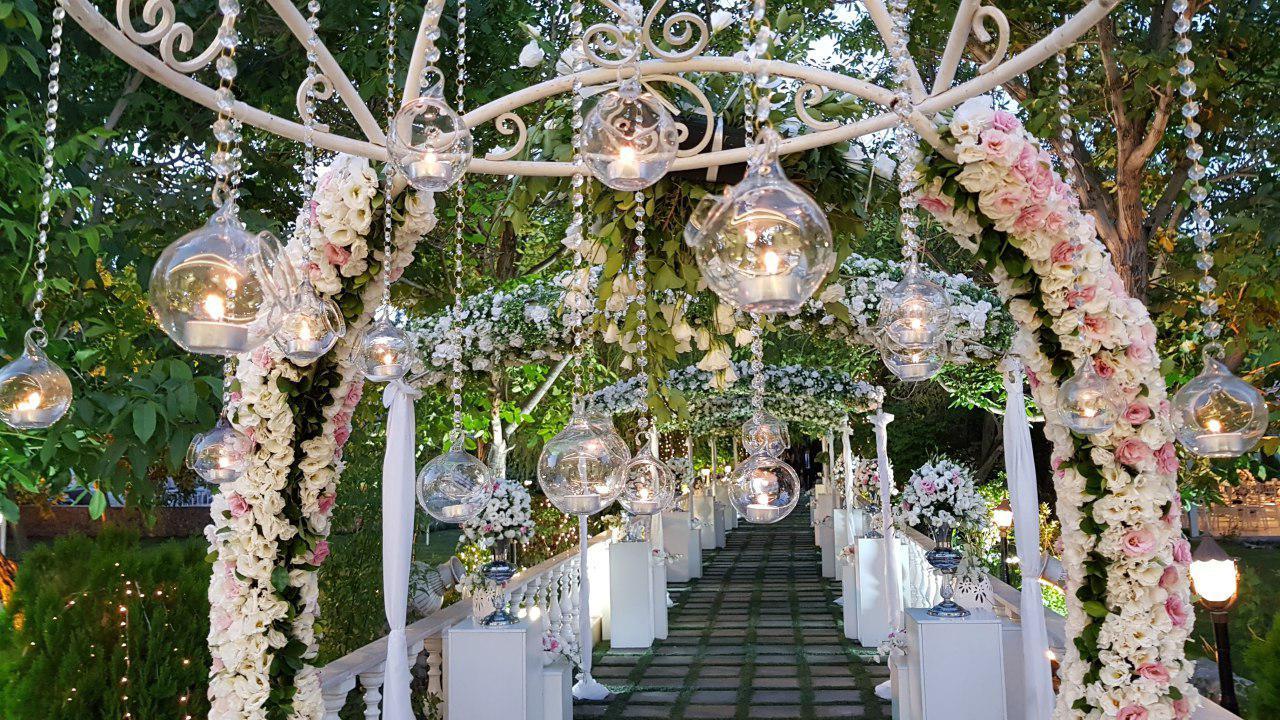 تشریفات مجالس پرنسس | خروجی عروس داماد