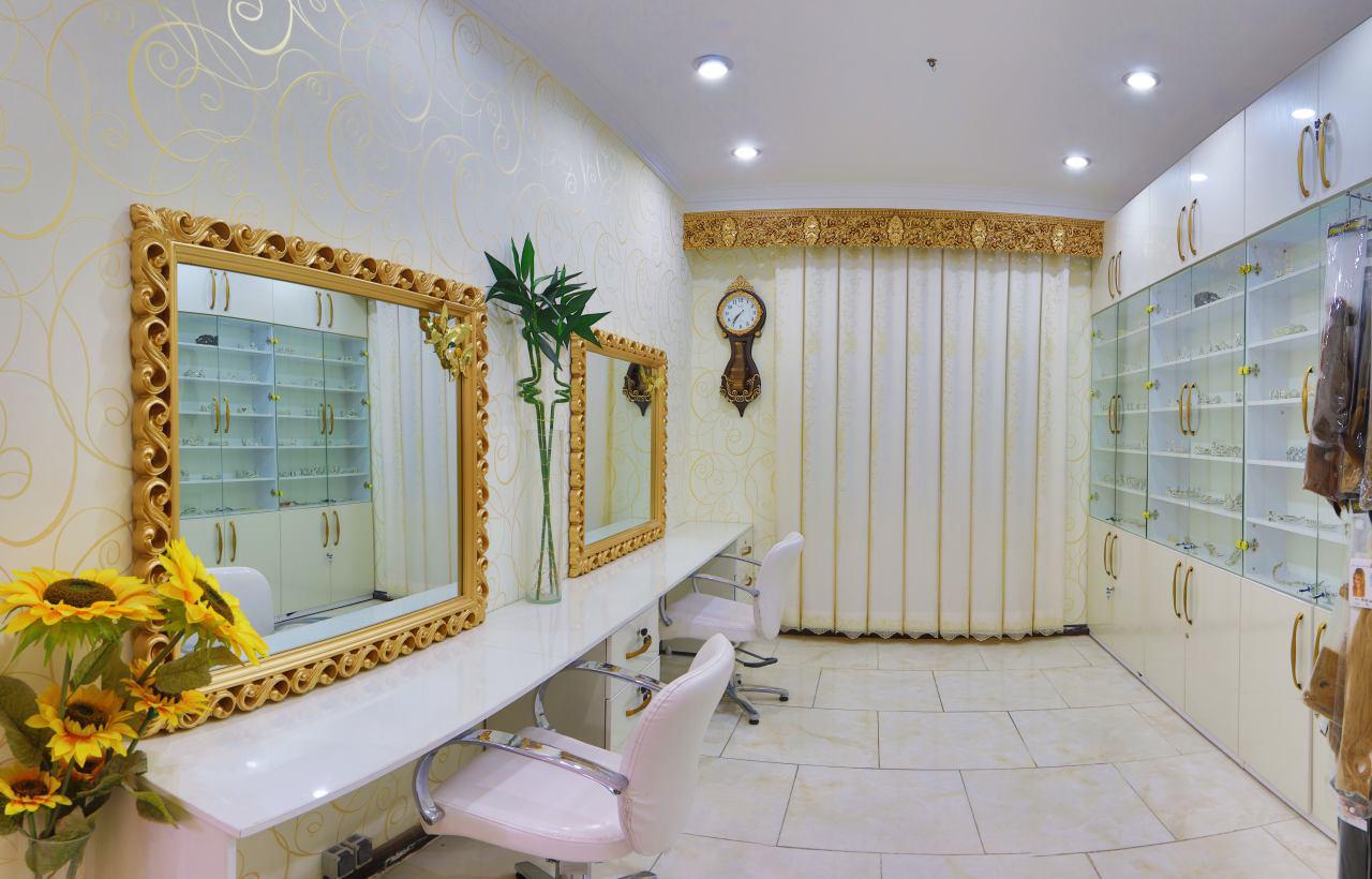 سالن آرایش وزیبایی خالق10