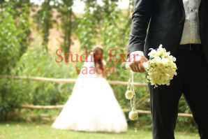 آتلیه  اکسیر سعادت   عکس عروس و داماد