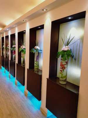 تالار عروسی پردیسان   گل آرایی عروسی