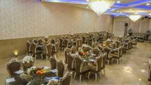 تالار پذیرایی آرمانی | سالن بانوان نمای دیگر