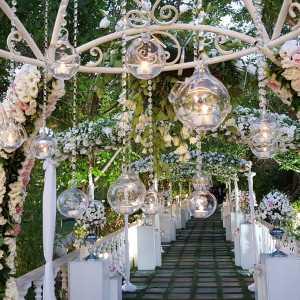 تشریفات مجالس پرنسس | ورودی باغ عروسی