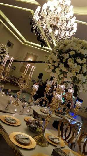تشریفات مجالس پرنسس | سالن اصلی مهمانان