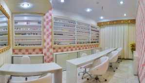 سالن آرایش وزیبایی خالق8