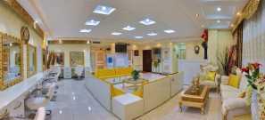 سالن آرایش وزیبایی خالق11