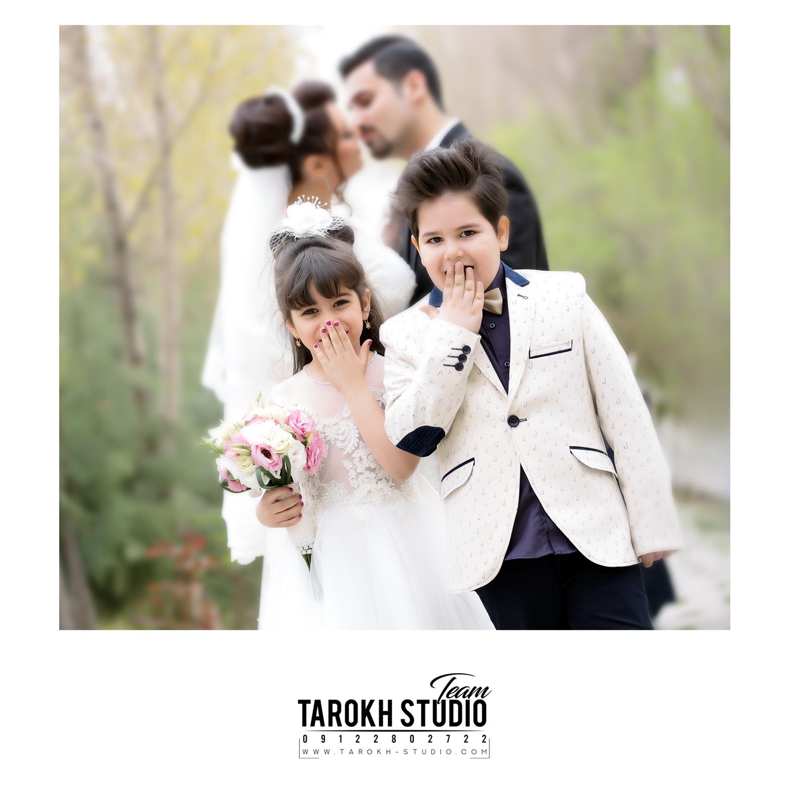 آتلیه عکس و فیلم عروس تارخ 39