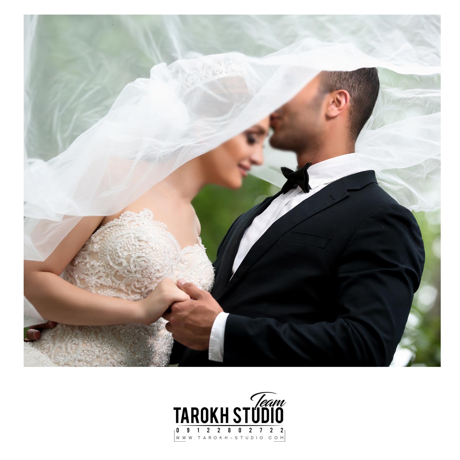 آتلیه عروس تارخ با مدیریت آقای ابراهیمی با سابقه و مجوز از اتحادیه عکاسان