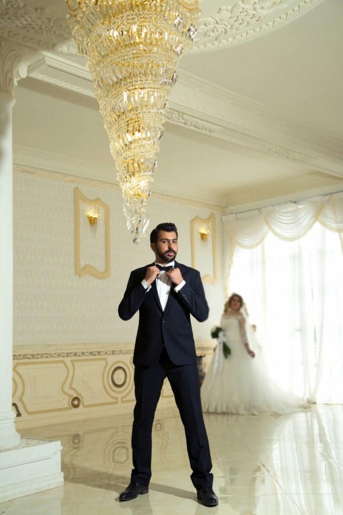 آتلیه عکس و فیلم مهتا | عروس داماد متفاوت