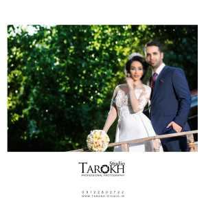 آتلیه عکس تارخ بهترین در غرب تهران مورد اطمینان عروس و دامادها