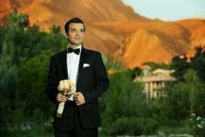 آتلیه عکس و فیلم مهتا | داماد در آتلیه