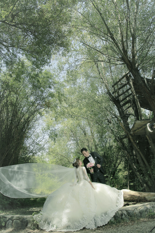 آتلیه عروسی مهتا | عروس و داماد