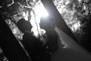 آتلیه عکس مهتا | عروسی سیاه سفید