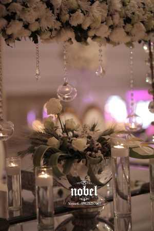 تشریفات عروسی نوبل | نوعروس