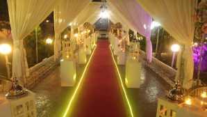مجموعه خدمات عروسی ژینر 1