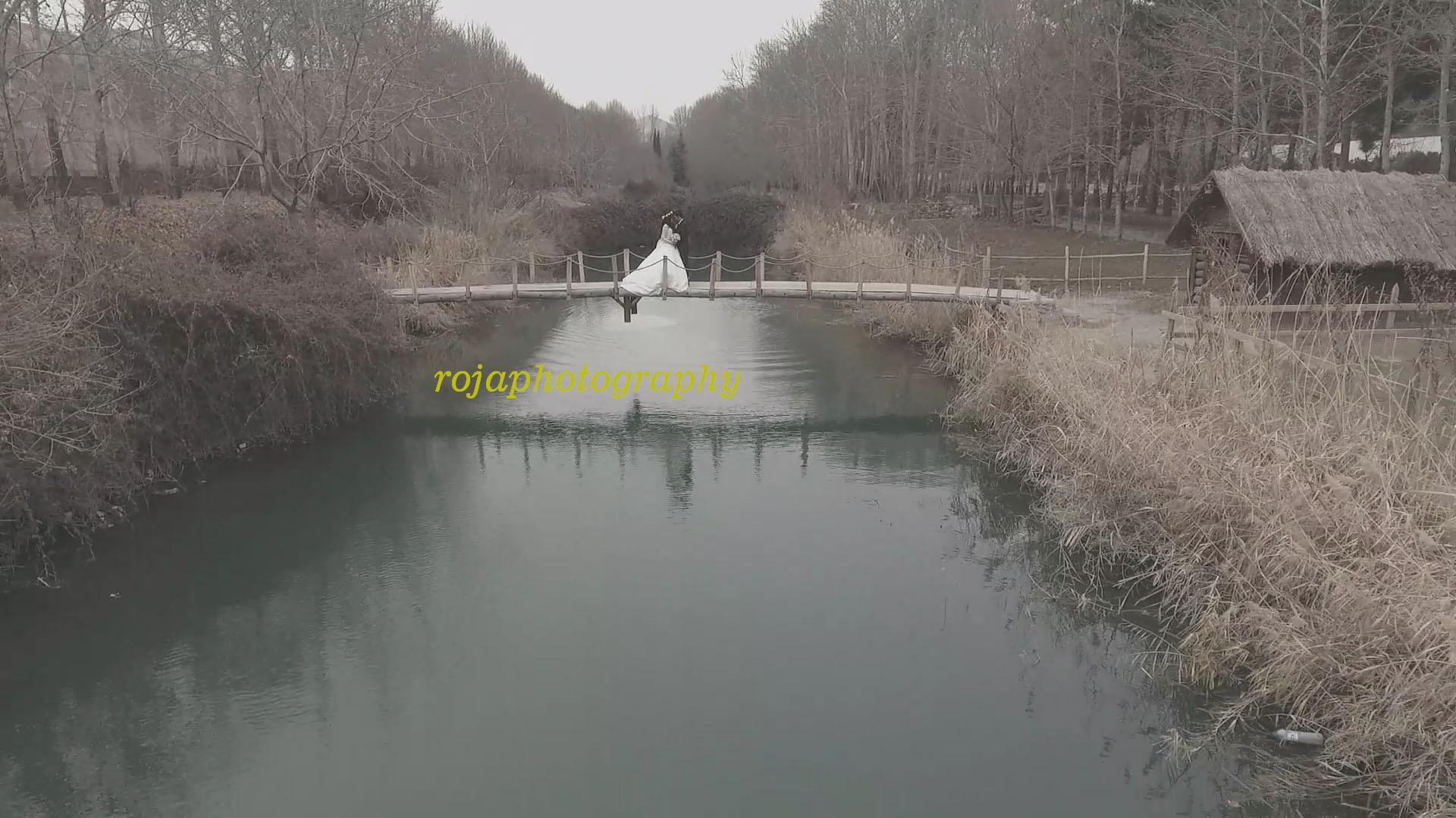 استودیو عکس و فیلم روجا   پل و رودخانه 2