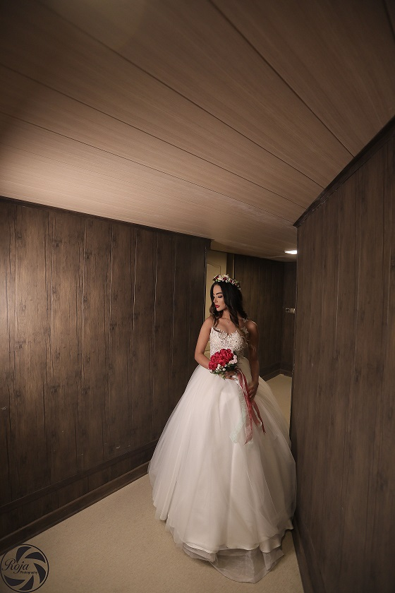استودیو عکس و فیلم روجا | آتلیه عروس