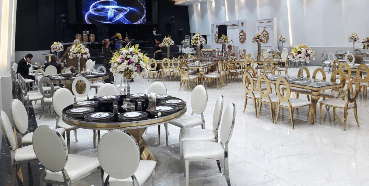 تشریفات بوژان || سالن اصلی مهمانان عروسی