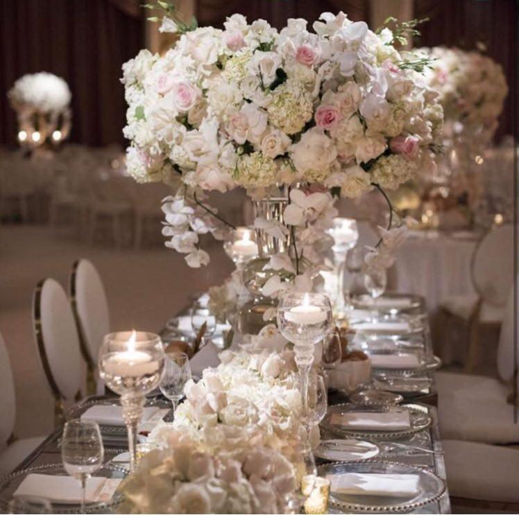 تشریفات بوژان | میز شام مهمانان