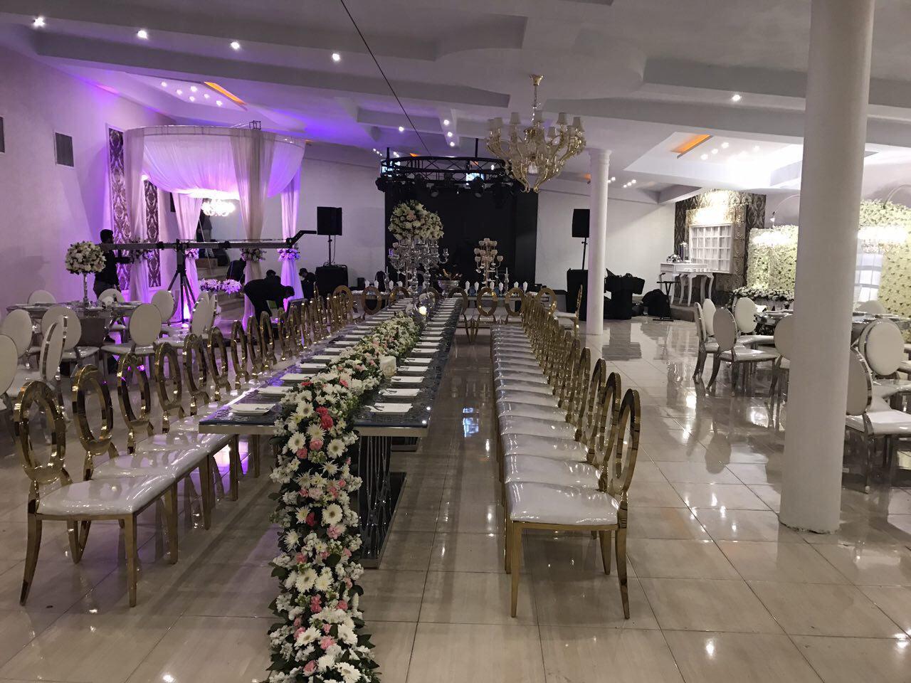 تشریفات بوژان | سالن مهمانان عروسی
