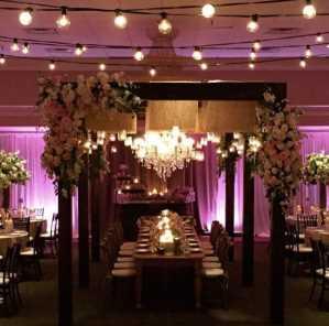 تشریفات بوژان | میز شام  خاص ویژه مهمانان عروسی