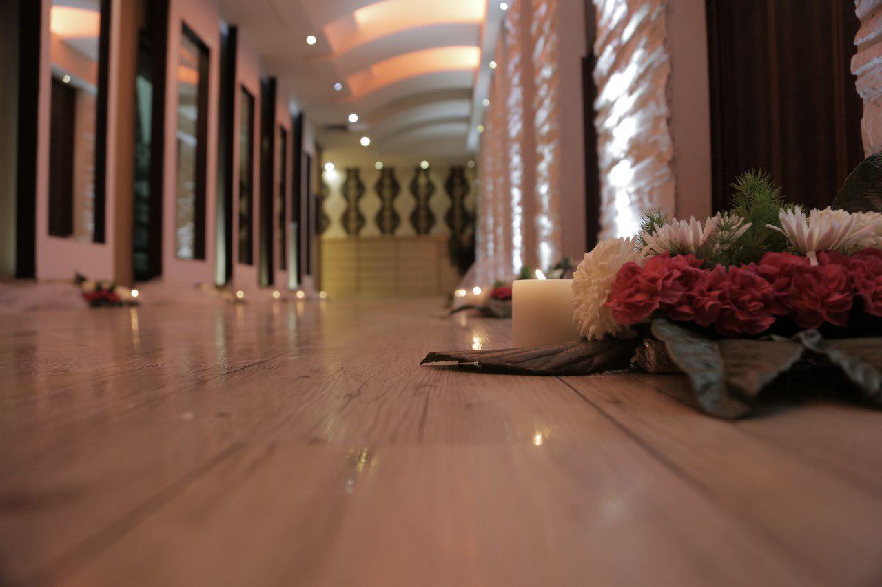 تالار پذیرایی پردیسان   ورودی مهمانان عروسی