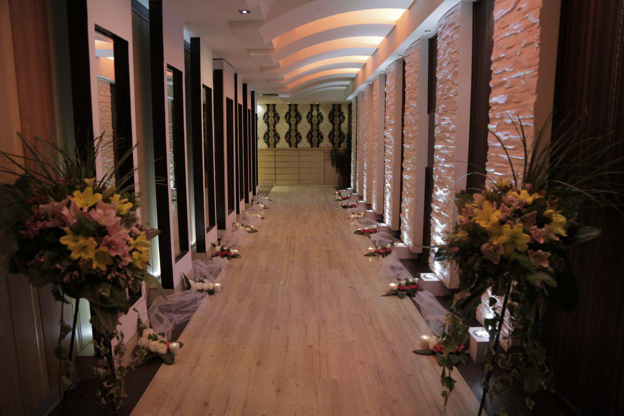 تالار پذیرایی پردیسان   ورودی سالن عروسی